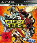 Anarchy Reigns -- Limited Edition (Sony PlayStation 3, 2013, DVD-Box)