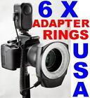 Macro Ring Flash For Nikon D80 D60 D90 D5000 D300s D700