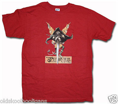 Jethro Tull T Shirt - Broadsword & The Beast 100% Official US Import Prog Rock