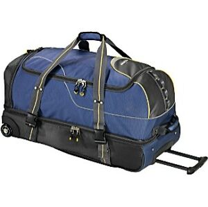 Ricardo Beverly Hills 30 High Capacity Duffle Bags Blue