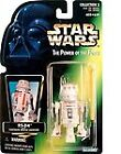 Kenner Star Wars Power of the force R5 d4 with Warning Sticker Red Card with Concealed Missile Launcher Action Figure