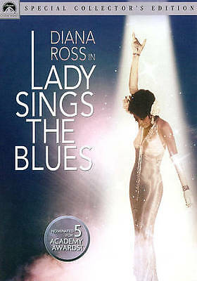 Lady Sings The Blues DVD Region 1, NTSC