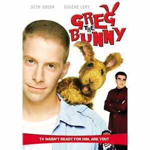 Greg-the-Bunny-DVD-2004-2-Disc-Set-Brand-New-Seth-Green-Eugene-Levy
