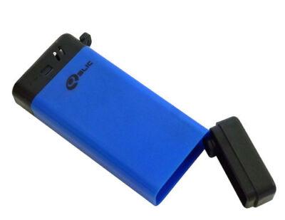 BLUE STASH LIGHTER SAFE Diversion Pocket Secret Safe Pill Cash Jewelry