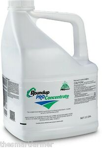 2-5-Gallons-RoundUp-Pro-Concentrate-50-2-Glyphosate-Herbicide-Monsanto-Round-Up