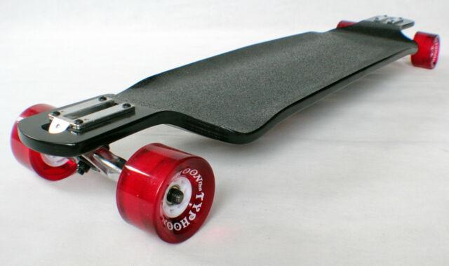 Prol longboard complete skateboard Double drop down through Downhill Ranger DDM