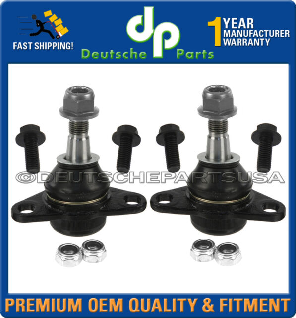 FRONT BALL JOINTS JOINTS 31201485 for VOLVO XC90 V70 S60 XC70 LEFT + RIGHT SET 2