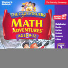 The Learning Company Clue Finders Math Ages 9-12 for PC, Mac