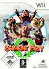 Schweineparty (Nintendo Wii, 2009, DVD-Box)