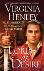 Lords of Desire by Virginia Henley, Victoria Dahl, Kristi Astor and Sally MacKenzie (2010, Paperback)