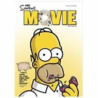 The Simpsons Movie (DVD, 2009, Widescreen; Movie Cash)