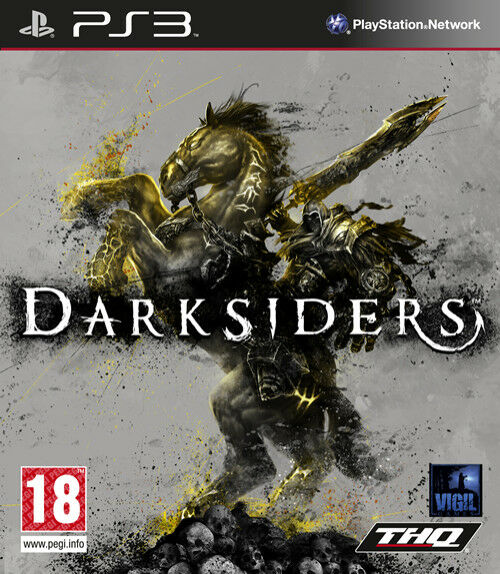 Darksiders: Wrath of War (Sony PlayStation 3, 2010) - European Version