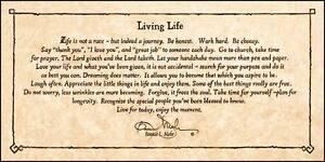 Bonnie Mohr Living Life Quote Mesmerizing Art Print Framed Or Plaquebonnie Mohr  Living Life  Cow128G