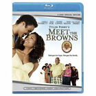Tyler Perrys Meet the Browns (Blu-ray Disc, 2008, 2-Disc Set, Includes Digital Copy)