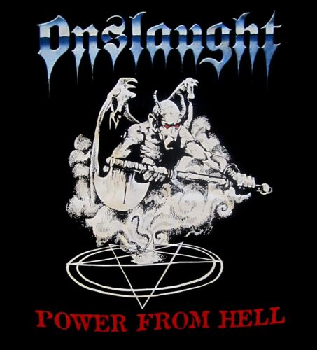 Onslaught Power From Hell
