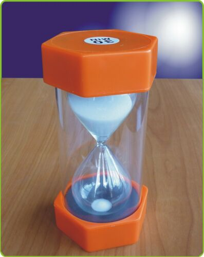 Sablier Maxi 16cm avec 30 minutes d/'exécution dans top qualité 02-205
