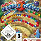 Best Of Marble Games (PC, 2009, Jewelcase)