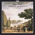 Ignace Joseph Pleyel - Ignaz Pleyel: Preußische Quartette 7-9 (2008)