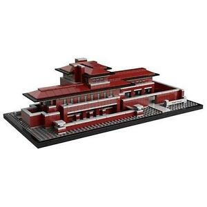 Robie House Lego Architecture