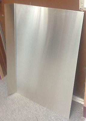 Frigo Design Mirrored Stainless Steel Radiator Reflector