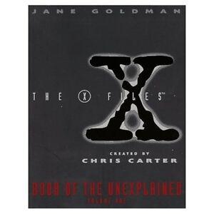 X-FILES-FBI-SCULLY-MULDER-UFO-ALIENS-SCI-FI-AREA-51-BOOK-OF-THE-UNEXPLAINED-1