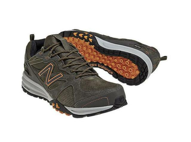 New Balance Mens MO989GT Goretex Waterproof Hiking Walking Shoes Sneakers D 4E