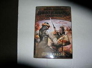 Brotherband Chronicles Bk 2 The Invaders By John Flanagan border=