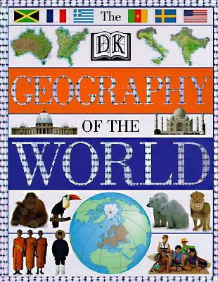 (1960-01-01) DK Geography of the World, DK Publishing, DK CHILDREN, Hardcover, G