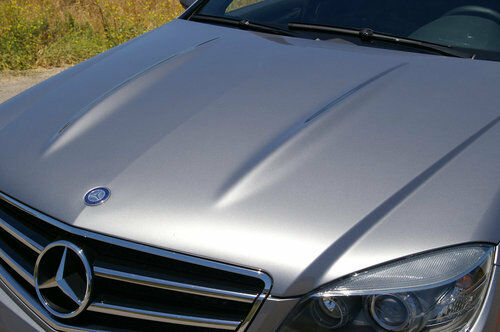 MB W215 W216 CL500 CL600 CL55 AMG UNIVERSAL HOOD STRIP