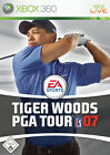 Tiger Woods PGA Tour 07 (Microsoft Xbox 360, 2006, DVD-Box)