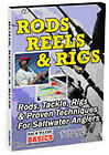 Practical Angler - Rods, Reels And Rigs For The Saltwater Angler (DVD, 2007)