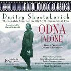 Fitz-Gerald - Shostakovich (Odna (Alone) [Silent Film Score]/Film Score, 2008)