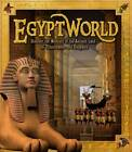 Egyptworld: Discover the Ancient Land of Tutankhamun and Cleopatra by Stella Caldwell (Hardback, 2013)