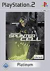 Tom Clancy's Splinter Cell (Sony PlayStation 2, 2003, DVD-Box)