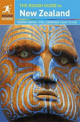 The Rough Guide to New Zealand by Le Nevez, Catherine ( AUTHOR ) Sep-03-2012 Pap