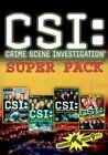 CSI - Crime Scene Investigation: Super Pack (PC, 2009, DVD-Box)