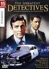 TVs Greatest Detectives (DVD, 2010, 2-Disc Set)