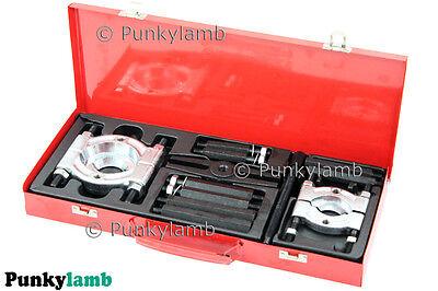 Professional 2 pc Bearing Splitter Separator Puller Leg Set Car Garage Tool NEW