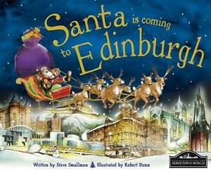 Santa-is-Coming-to-Edinburgh-by-Steve-Smallman-Hardback-2011