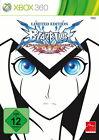 BlazBlue: Continuum Shift Extend -- Limited Edition (Microsoft Xbox 360, 2012, Eurobox)