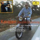 Dvorak: Symphonies Nos. 8 & 9; Smetana: The Moldau (2003)