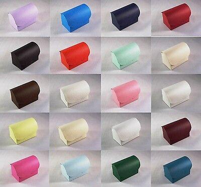 Chest Wedding Favour Boxes - Choose Colour - Choose QTY - SC13. 10, 50, 100