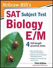 McGraw-Hill's SAT Subject Test Biology E/M by Stephanie Zinn (Paperback, 2012)