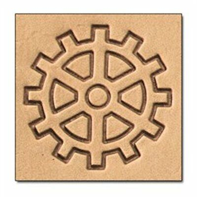 Gear 3D Stamp 8653-00 by Tandy Leather