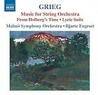 Edvard Grieg - Grieg: Music for String Orchestra (2011)