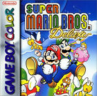 Super Mario Bros. Deluxe (Nintendo Game Boy Color, 1999)