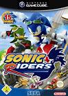 Sonic Riders (Nintendo GameCube, 2006, DVD-Box)