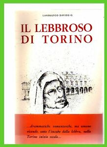 il-LEBBROSO-di-TORINO-lanfranco-davito-NUOVO-piemonte-in-bancarella