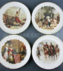 The-Museum-Collection-Collector-Plate-John-Ward-Dunsmore-Ridgewood-Fine-China