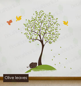 Image Is Loading Nursery Tree Wall Decal Large Tree Wall Stickers  Part 51